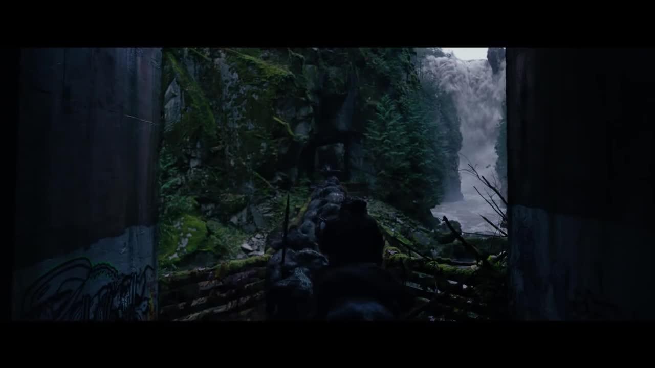 猩球崛起3:终极之战精彩片段,神秘女孩到底是谁