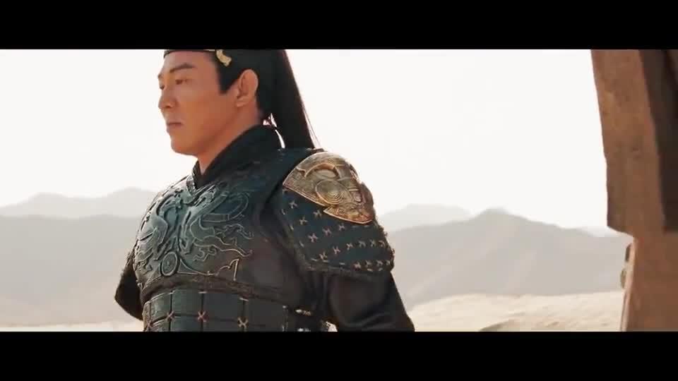 #经典看电影#真梦幻对决皇帝在上面召唤兵马俑,巫女却在下面施法推翻皇帝