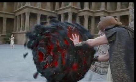 闫妮太厉害了,霸气侧漏的一招解决掉修炼了1000年的石妖