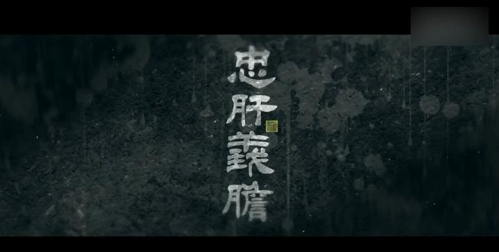 《琅琊榜之风起长林》首款片花来袭,这预告质感还不错喔