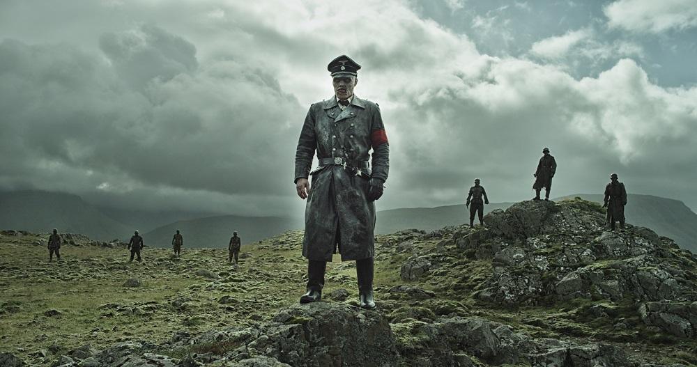 #经典影视#纳粹丧尸大复活,竟然开走了二战的坦克?