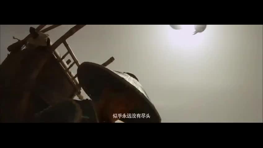黄晓明断水绝粮西行受阻