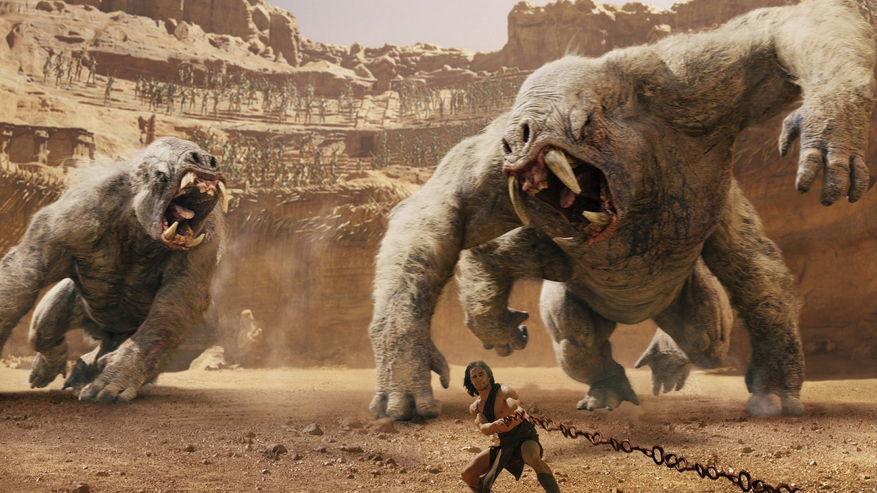 #经典看电影#几分钟看完被低估的迪斯尼科幻大片《异星战场》阿凡达的模仿对象