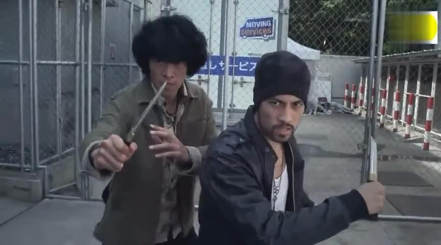 最好看的忍者动作片,没有之一,比日本人拍的好看一万倍