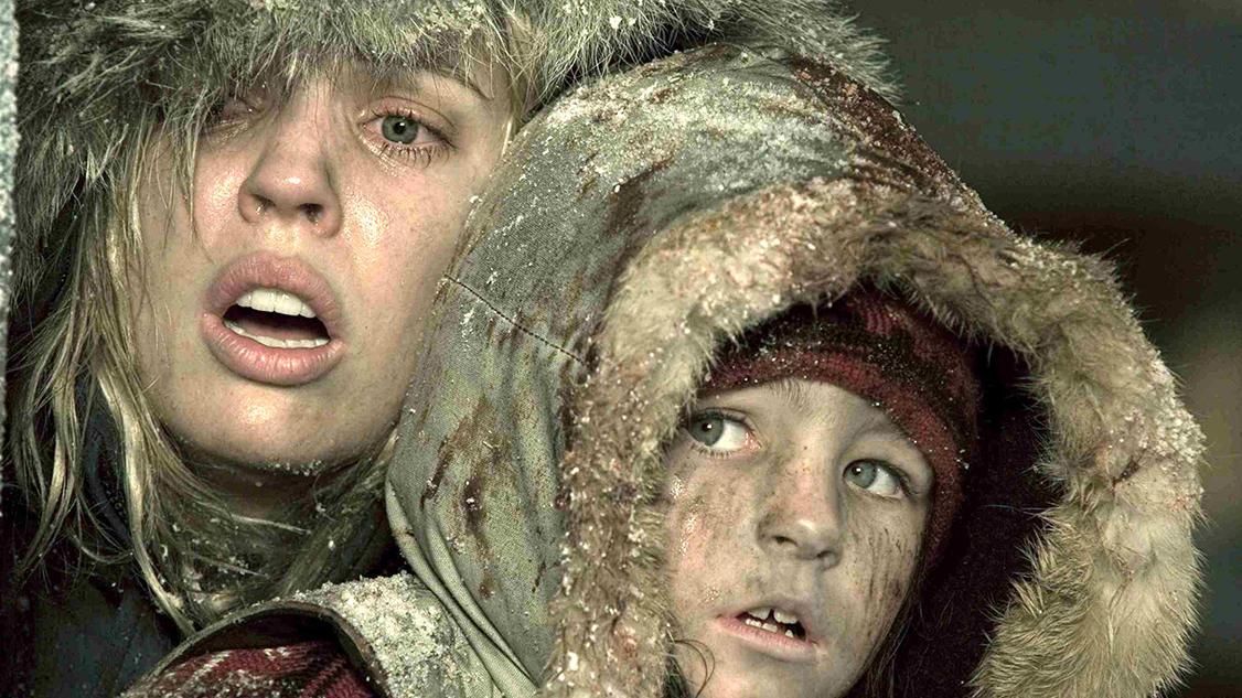 胆小者看的恐怖电影解说:几分钟看完美国恐怖电影《三十极夜》