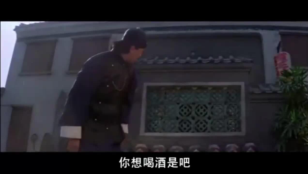 成龙和梅艳芳主演的醉拳,迄今为止最好的功夫电影!