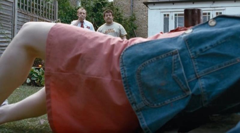"""几分钟看恐怖片《僵尸肖恩》,和丧尸一起""""鲁""""是什么感觉?"""
