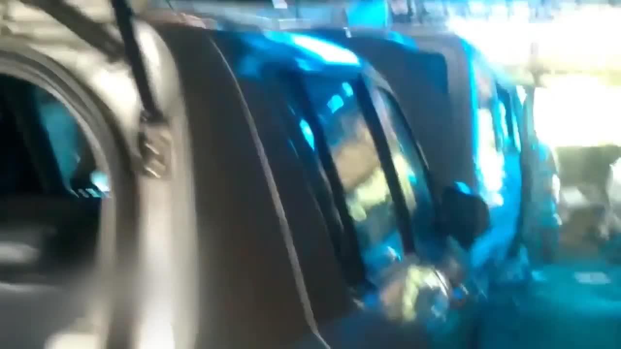 真实记录汽车里的鬼魂,是人还是鬼,真的吗?