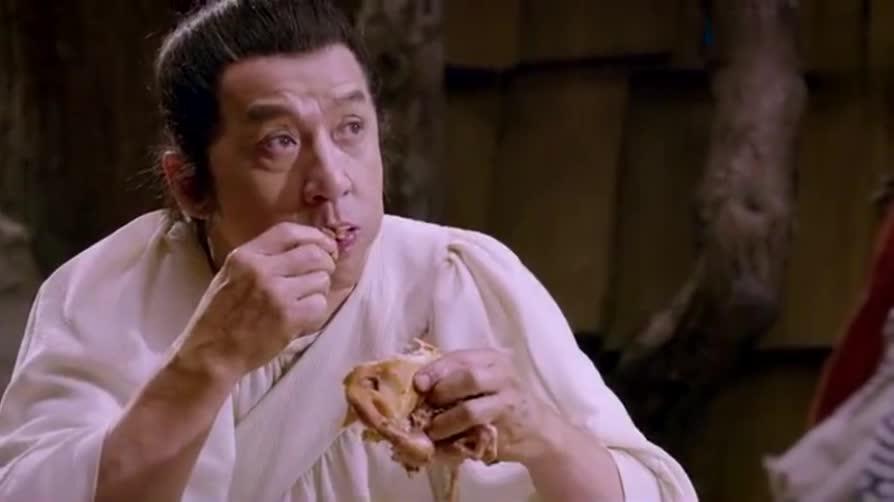 含泪吃两大碗米饭