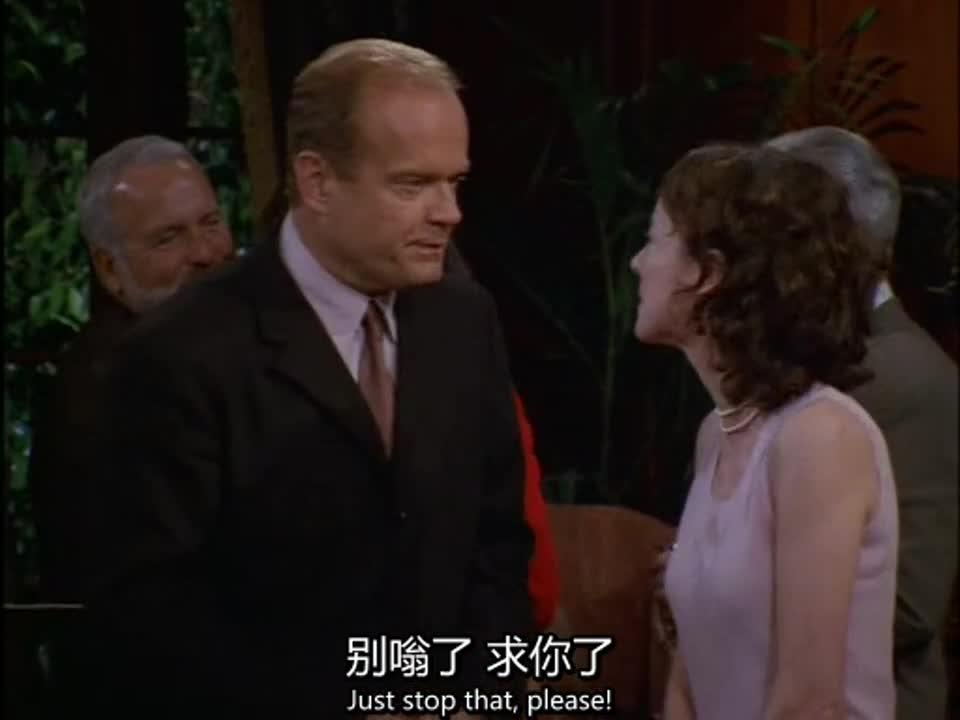 男主聚会上被前妻刁难,朋友这样子化解,太机智了!