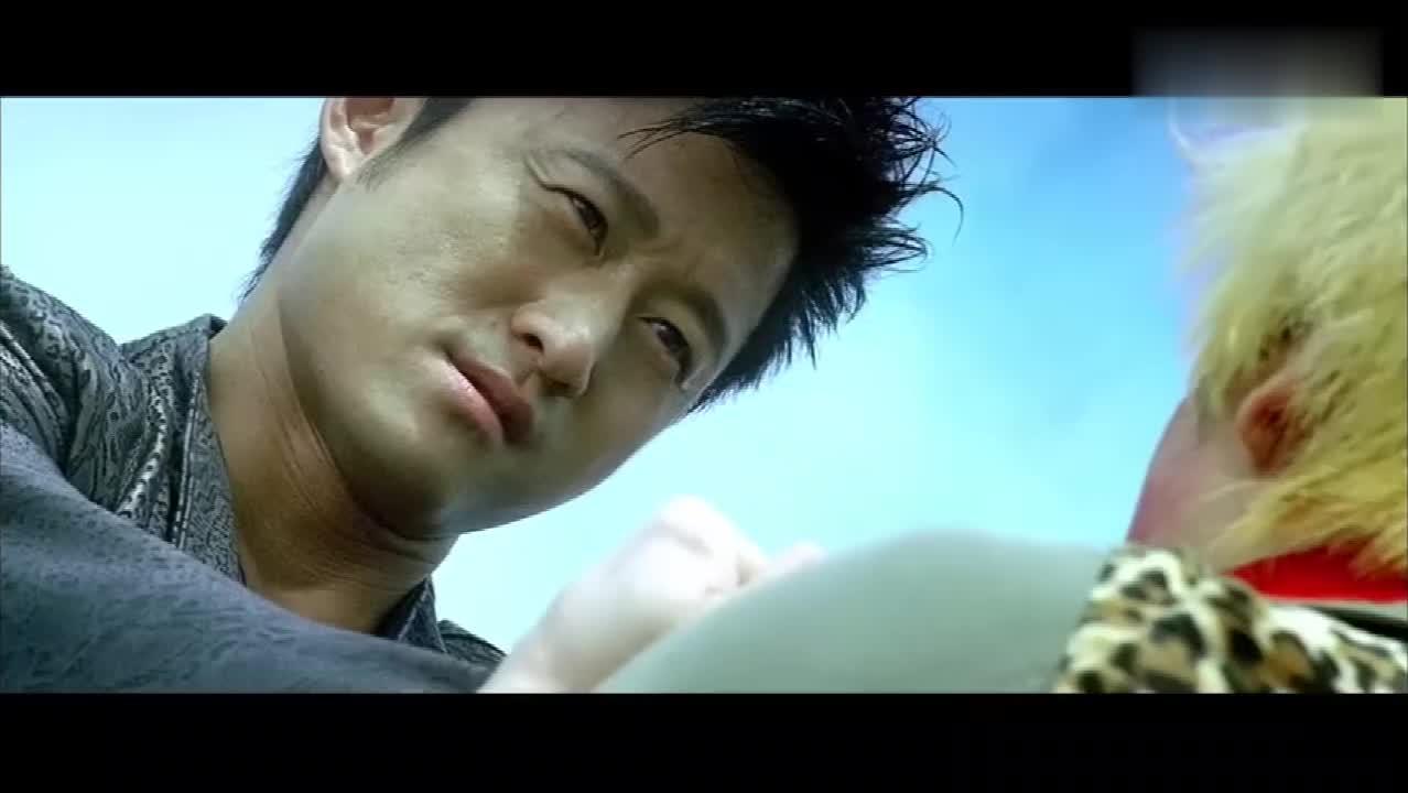 #经典看电影#吴京演坏人真的是恨啊,太坏了!