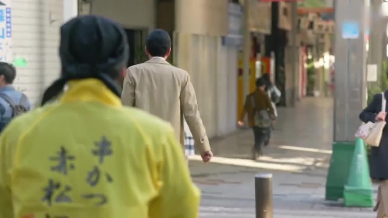 井之头五郎美食家,来到大阪府