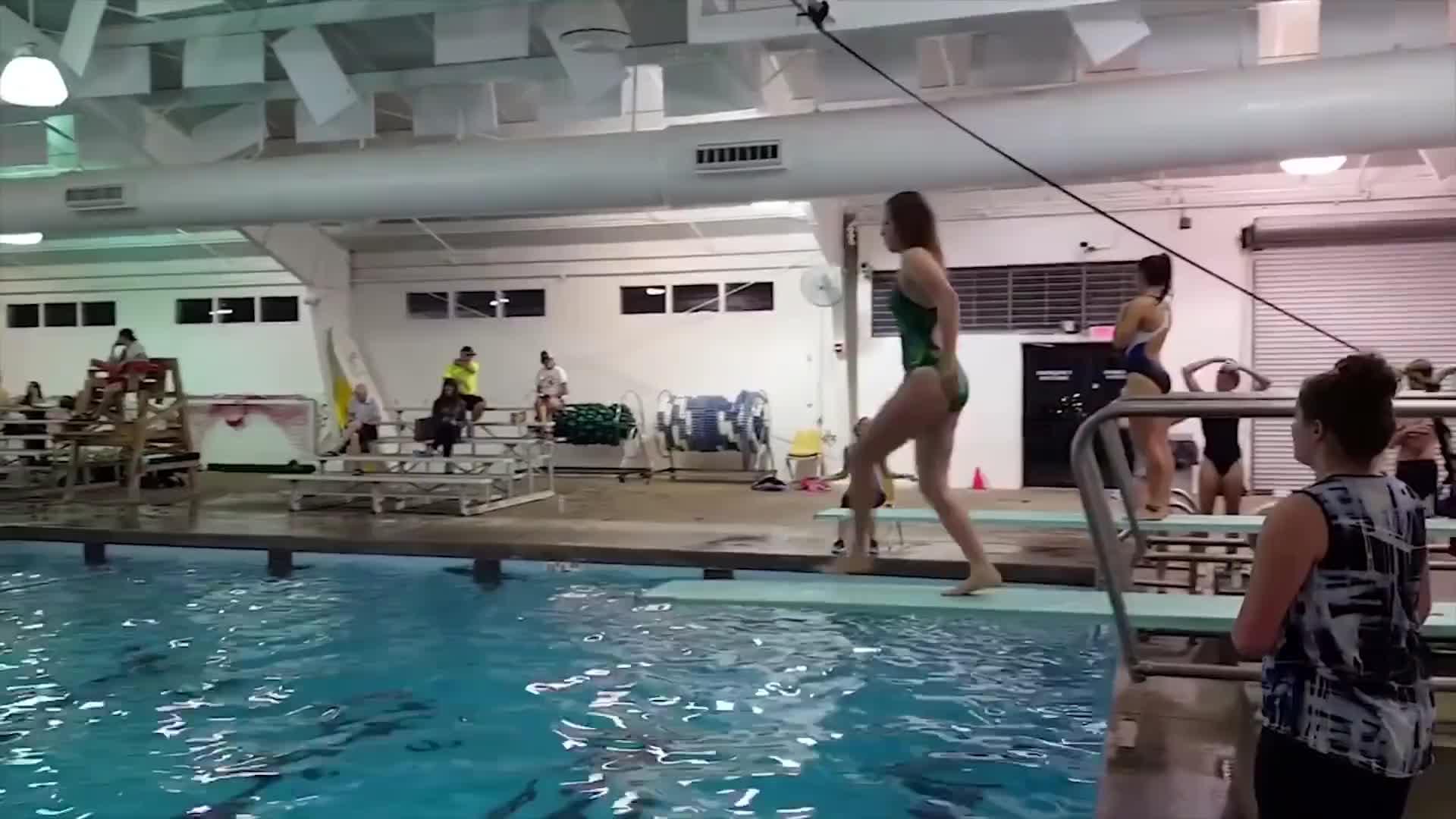 跳水失误合集,大哥大姐们啊,还是低调一点吧