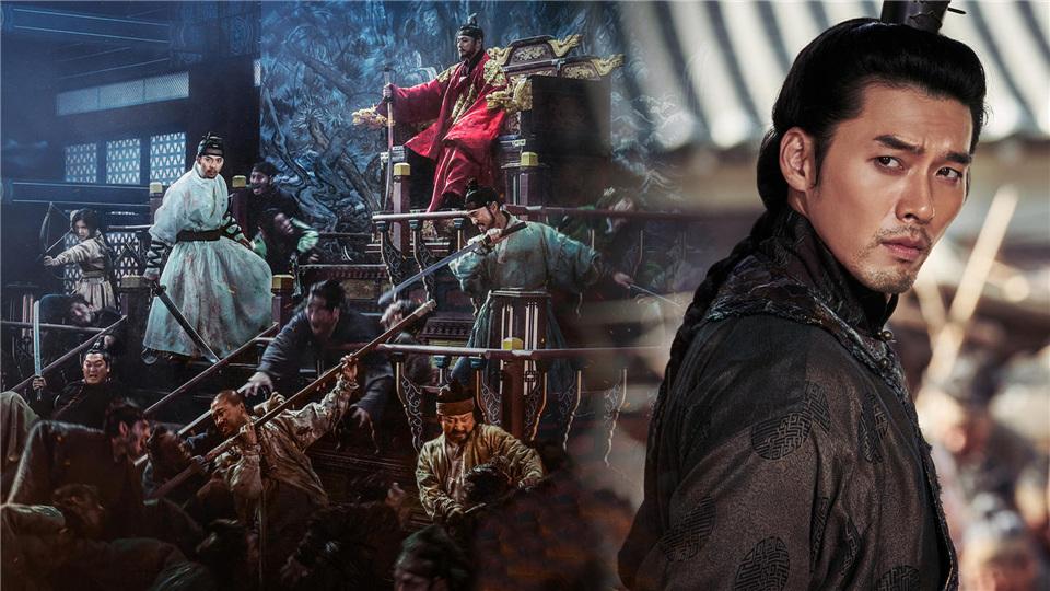 #电影最前线#玄彬血战丧尸大军!又一部值得期待的韩国丧尸片!《猖獗》曝预告