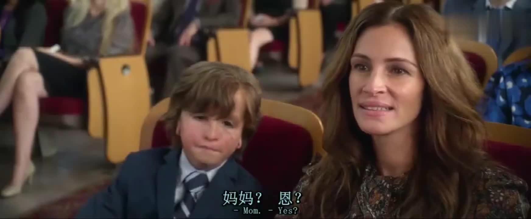 #经典看电影#《奇迹男孩》 让人热泪盈眶的一幕