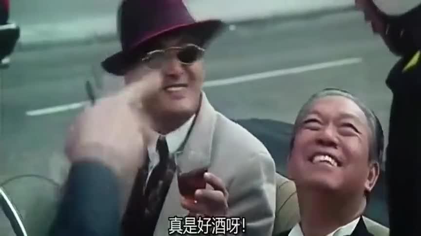 #一起看电影#澳门风云2这么嚣张的也就只有赌神了,边开车边喝酒