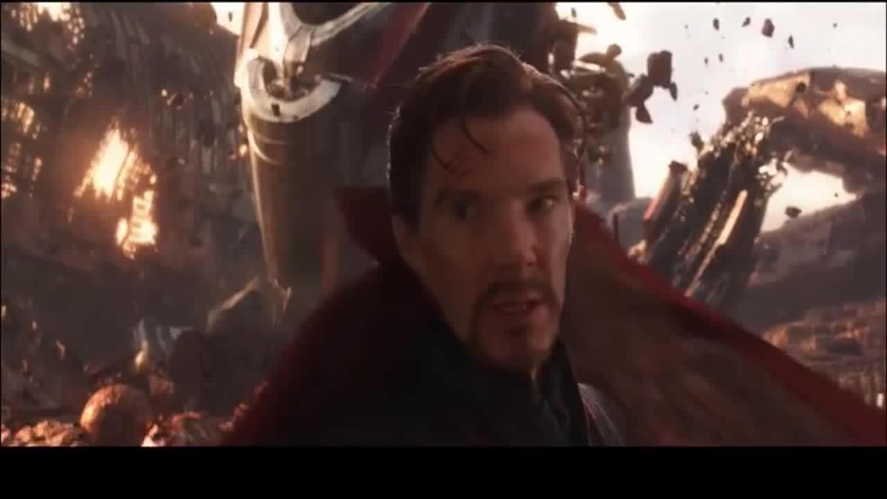#经典看电影#《复仇者联盟3:无限战争》最激烈打斗场面!