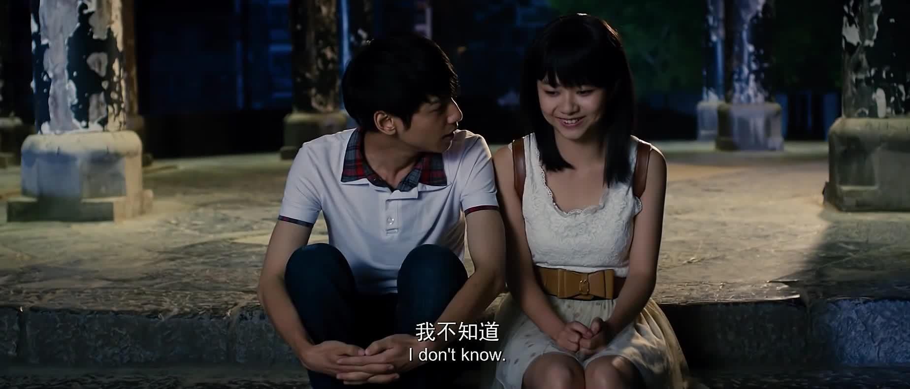 #经典看电影#情窦初开,甜蜜亲吻,初恋好懵懂啊