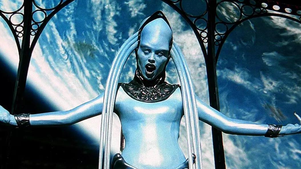 #经典看电影#这部22年前CCTV轮播的科幻片,是很多国人好莱坞大片的启蒙