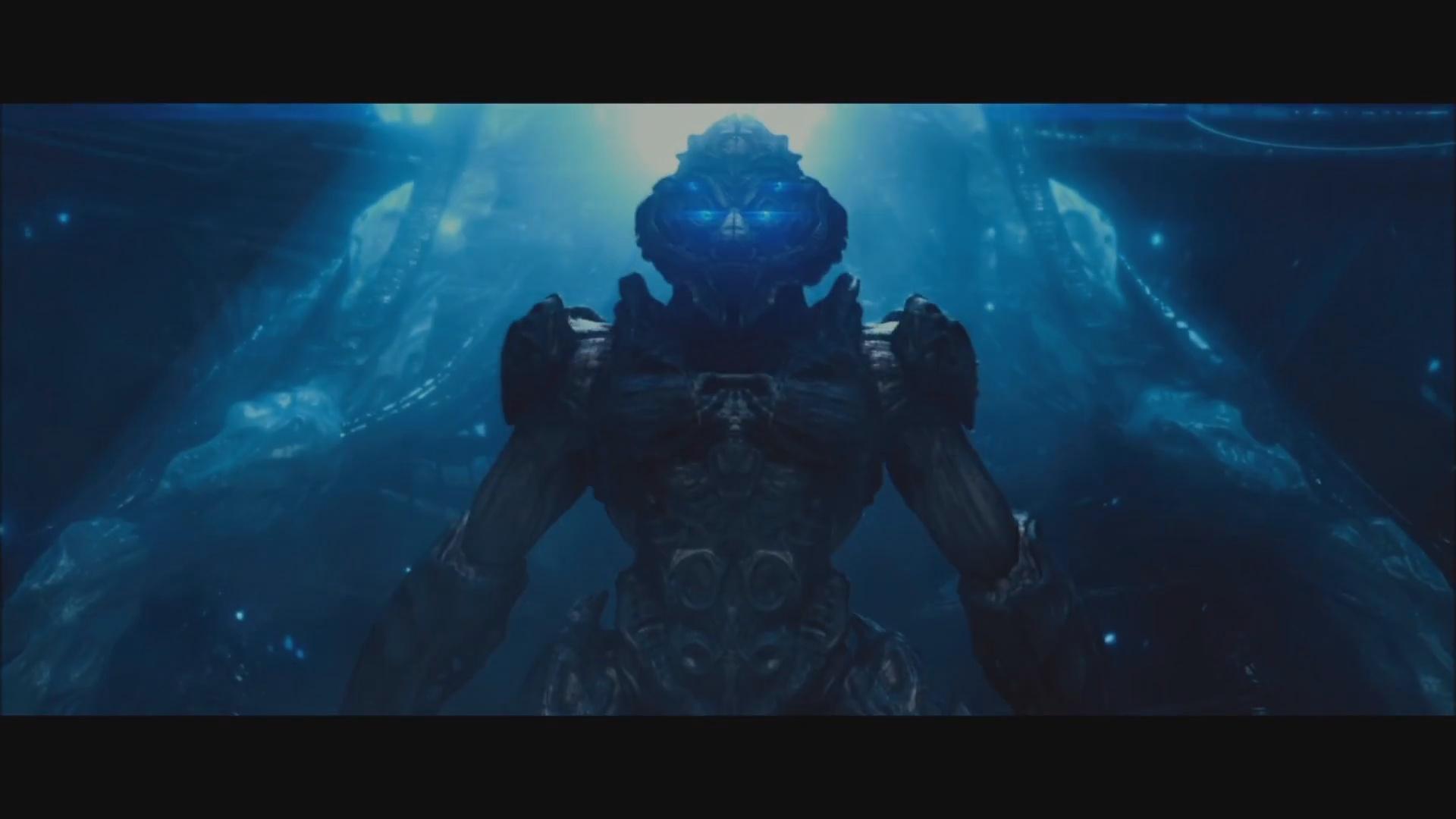 弗兰克·格里罗科幻新作《天际浩劫2》首曝中文电影预告