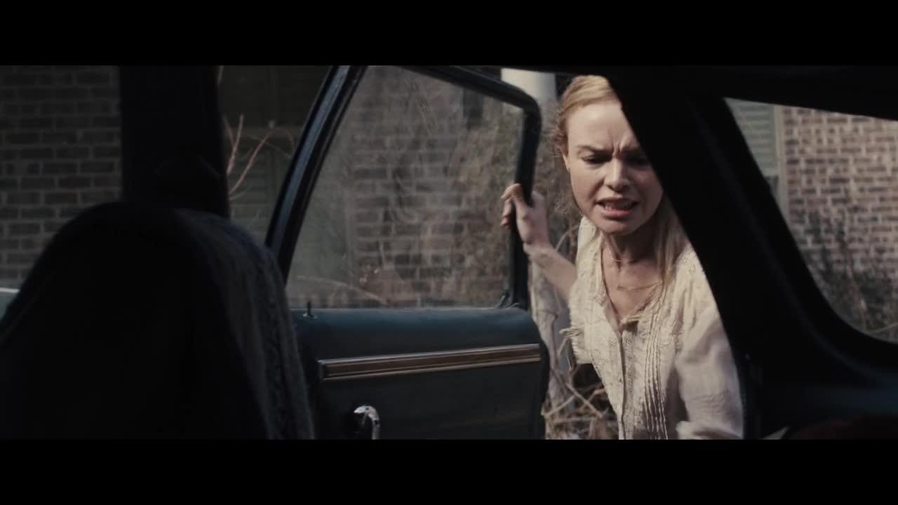 男主带女主离开,被狙击手转盘决定命运,女主被击中