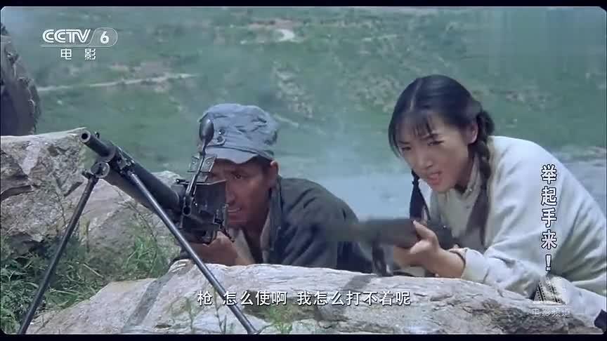 """妹子你这枪法也太""""随缘""""了吧!乱开一枪就搞定狙击手!"""
