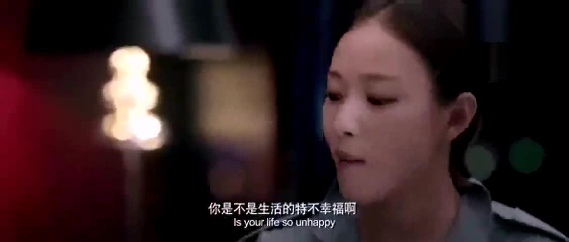电影《等风来》片段,倪妮的英语说得太6了!
