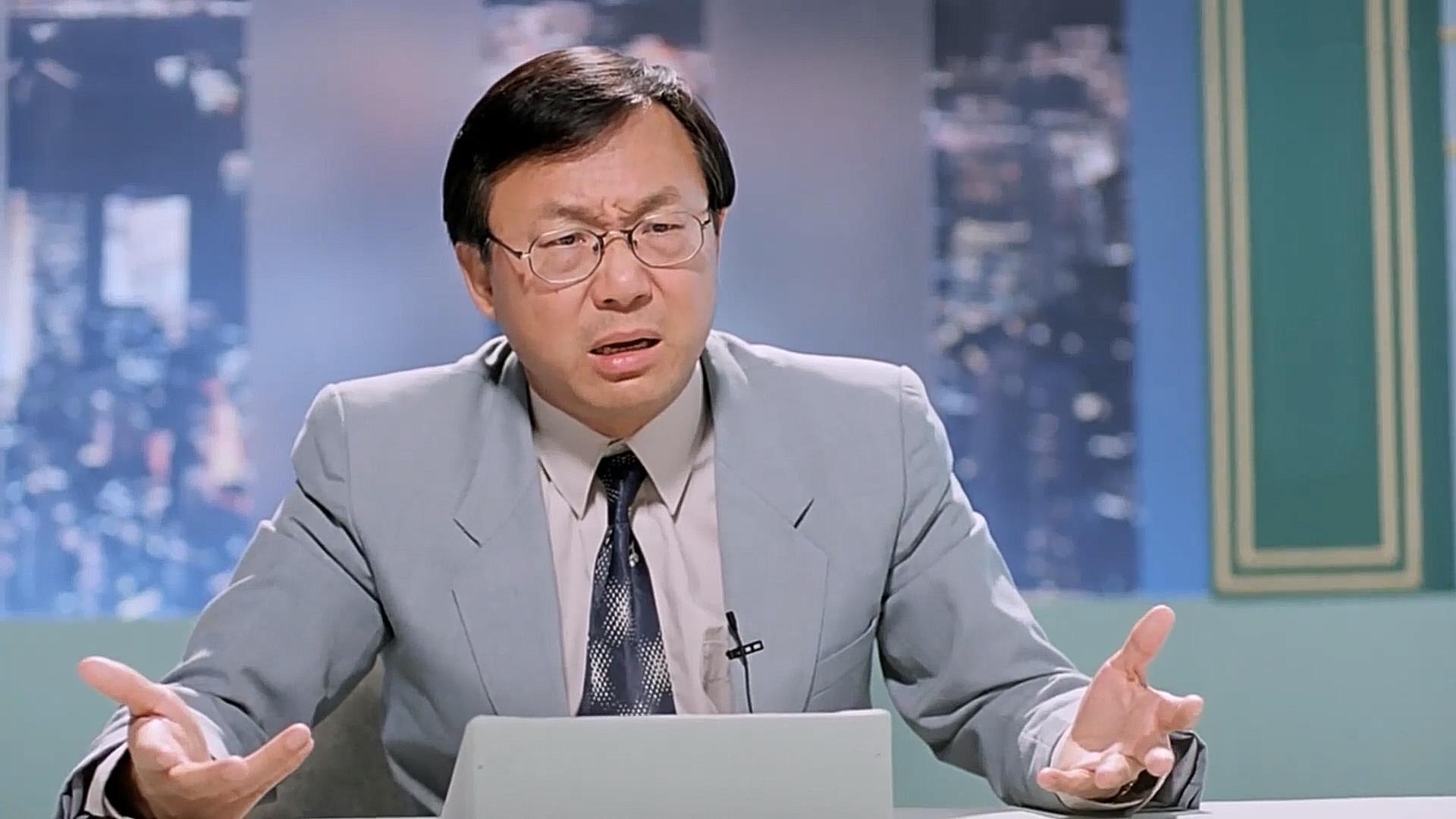 #经典看电影#冷面笑将许冠文离职前曝光电视台黑幕,令人细思极恐
