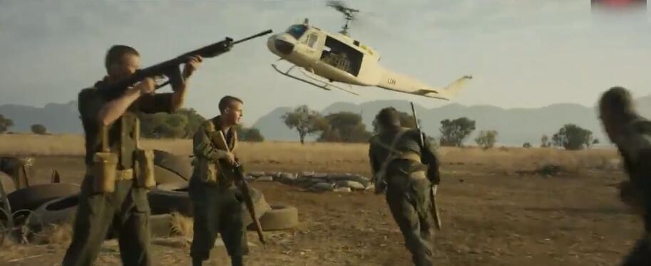 联合国维和部队遭遇法国雇佣兵袭击!现场战斗异常惨烈