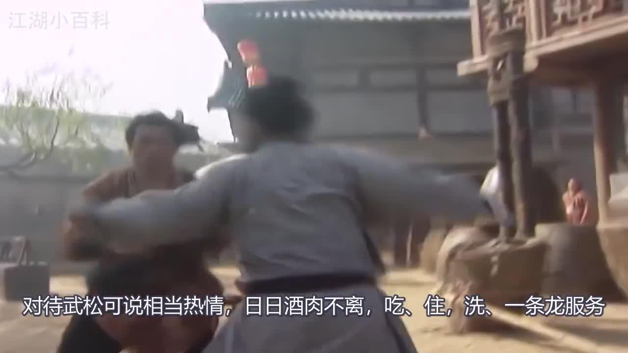 #经典看电影#武松醉打蒋门神、大闹飞云浦、血溅鸳鸯楼,其实是都是信错人了