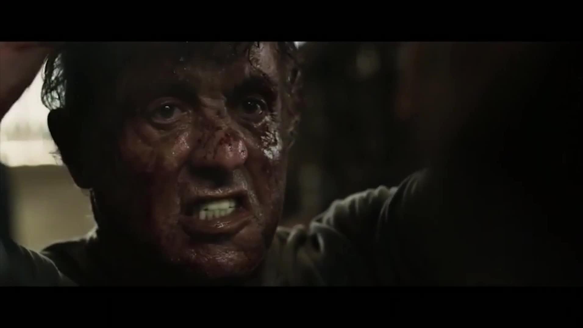#光棍节影视特辑#双11影视推荐,《第一滴血5:最后的血》精彩预告!