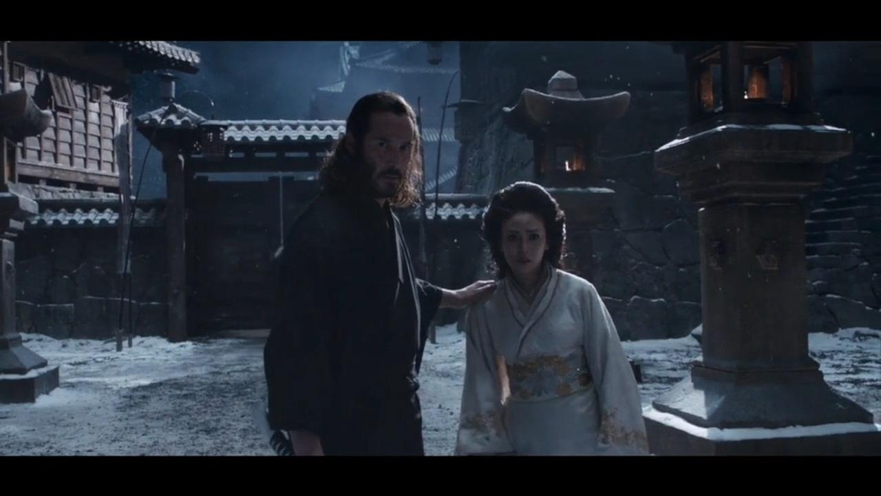 女子化身东方巨龙大战基努里维斯!特效很棒电影没火!