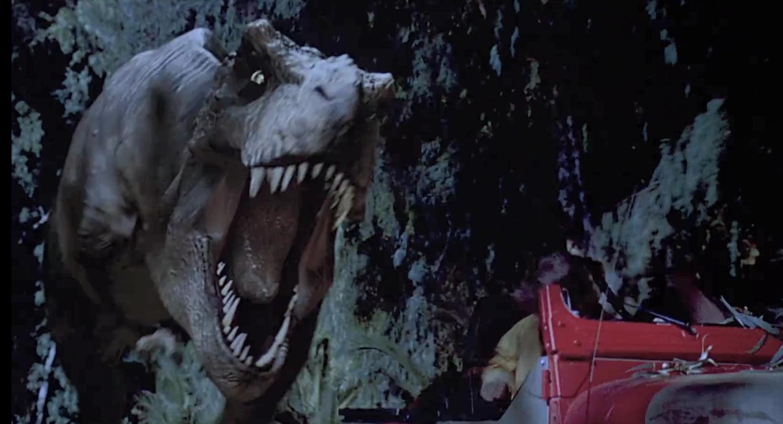 《侏罗纪公园》:恐龙最后的净土
