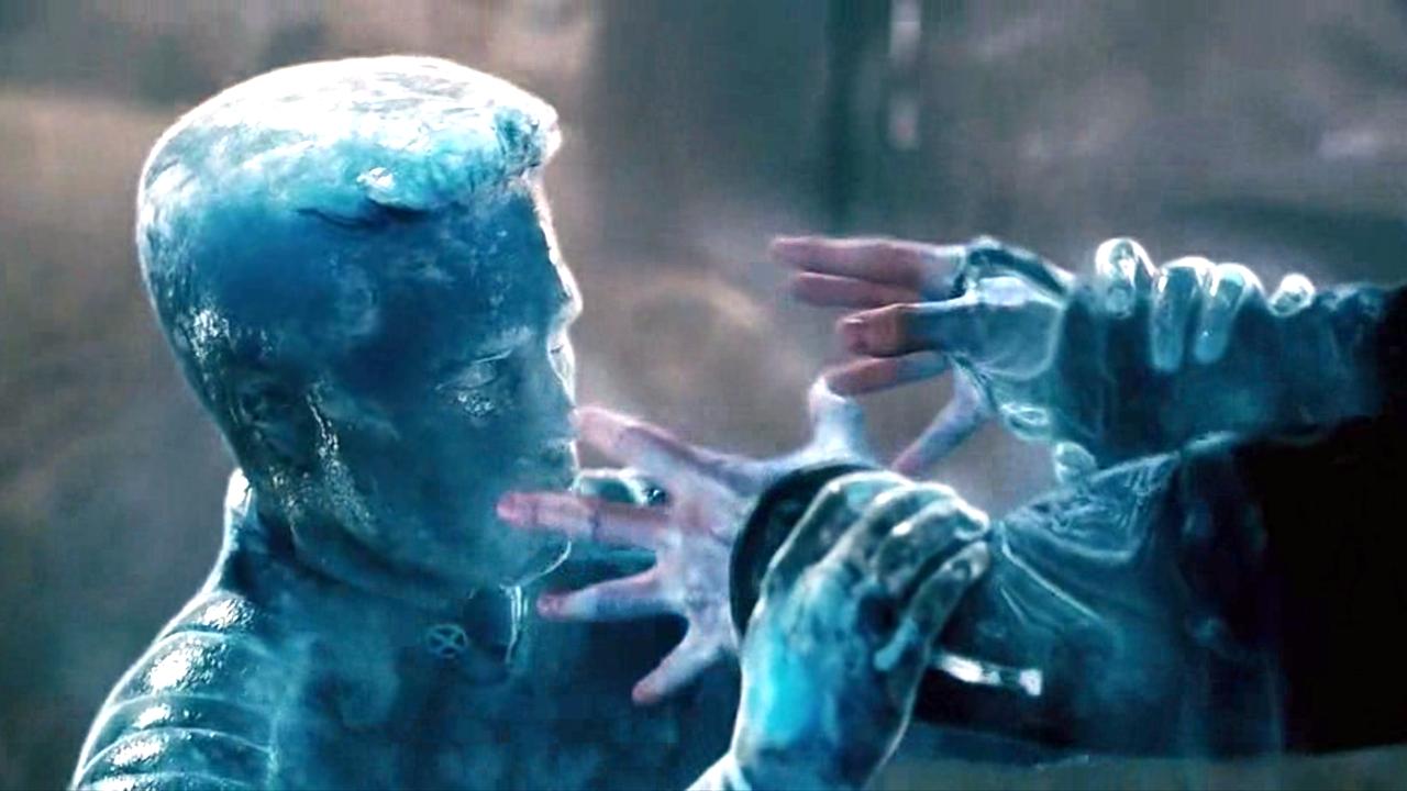 """男子被称为""""冰人"""",能把自己变成冰块,还能释放寒冰之力!"""