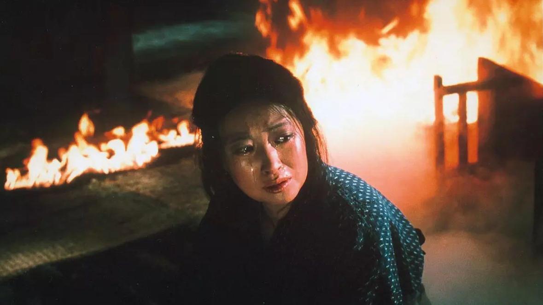 胆小者的恐怖电影解说:几分钟看完日本恐怖电影《爱的亡灵》