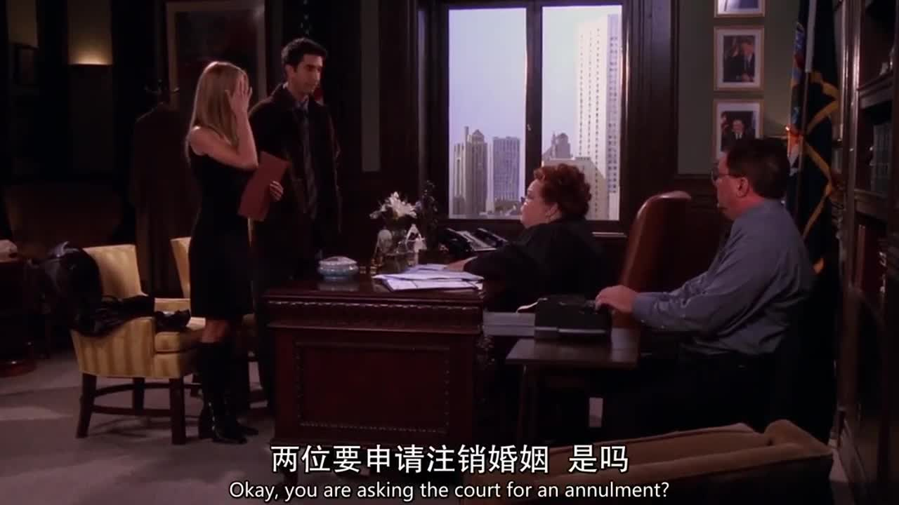 男人与老婆来到民政局,为了离婚,老婆竟说老公是瘾君子
