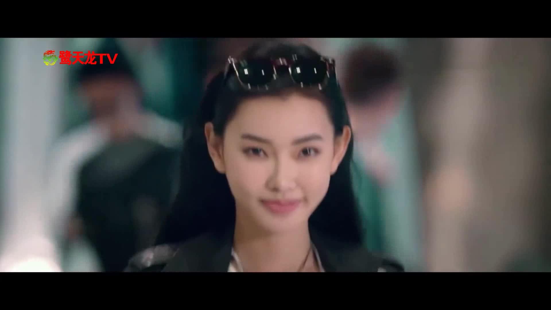 《女汉子真爱公式》片段:赵丽颖机场破坏张翰表白巧巧
