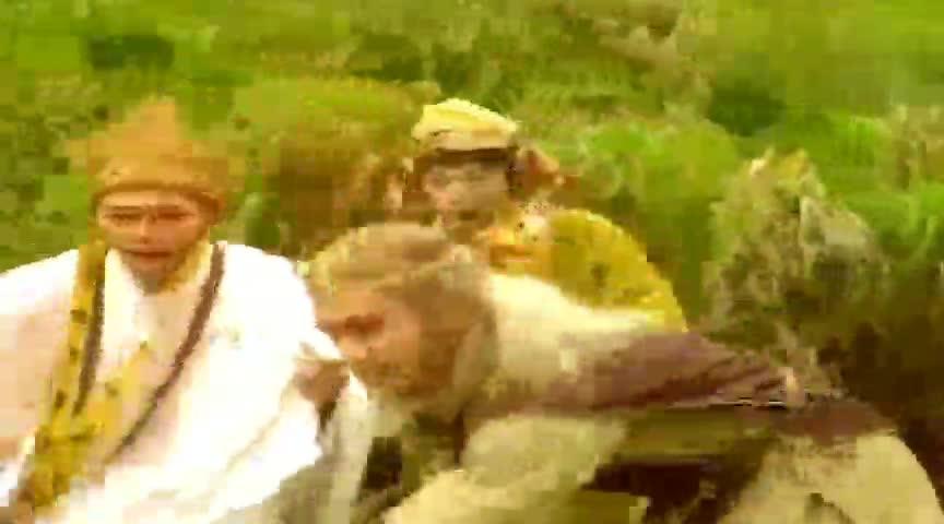 #《天地争霸美猴王》#《天地争霸美猴王》:礼佛太过火了,沙僧能赢吗?