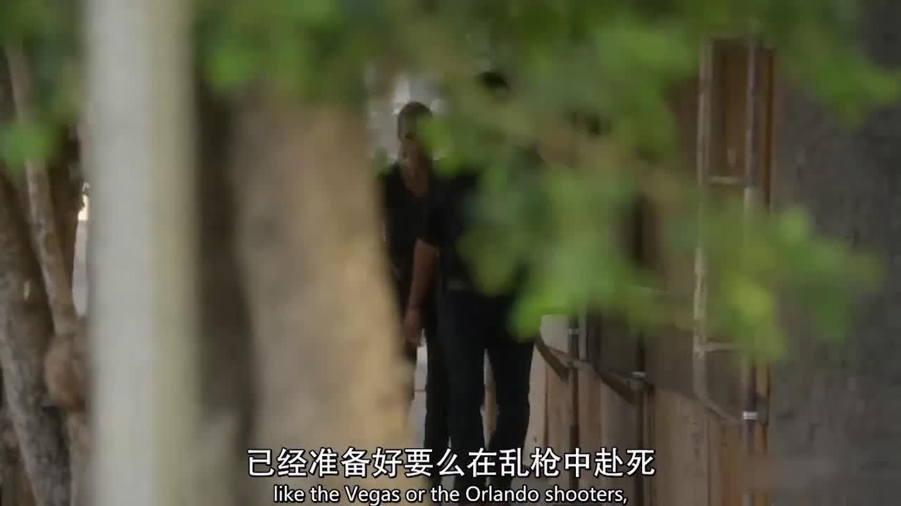 警察:杀人狂并不怕被我们发现,他们已经做好了赴死的准备!