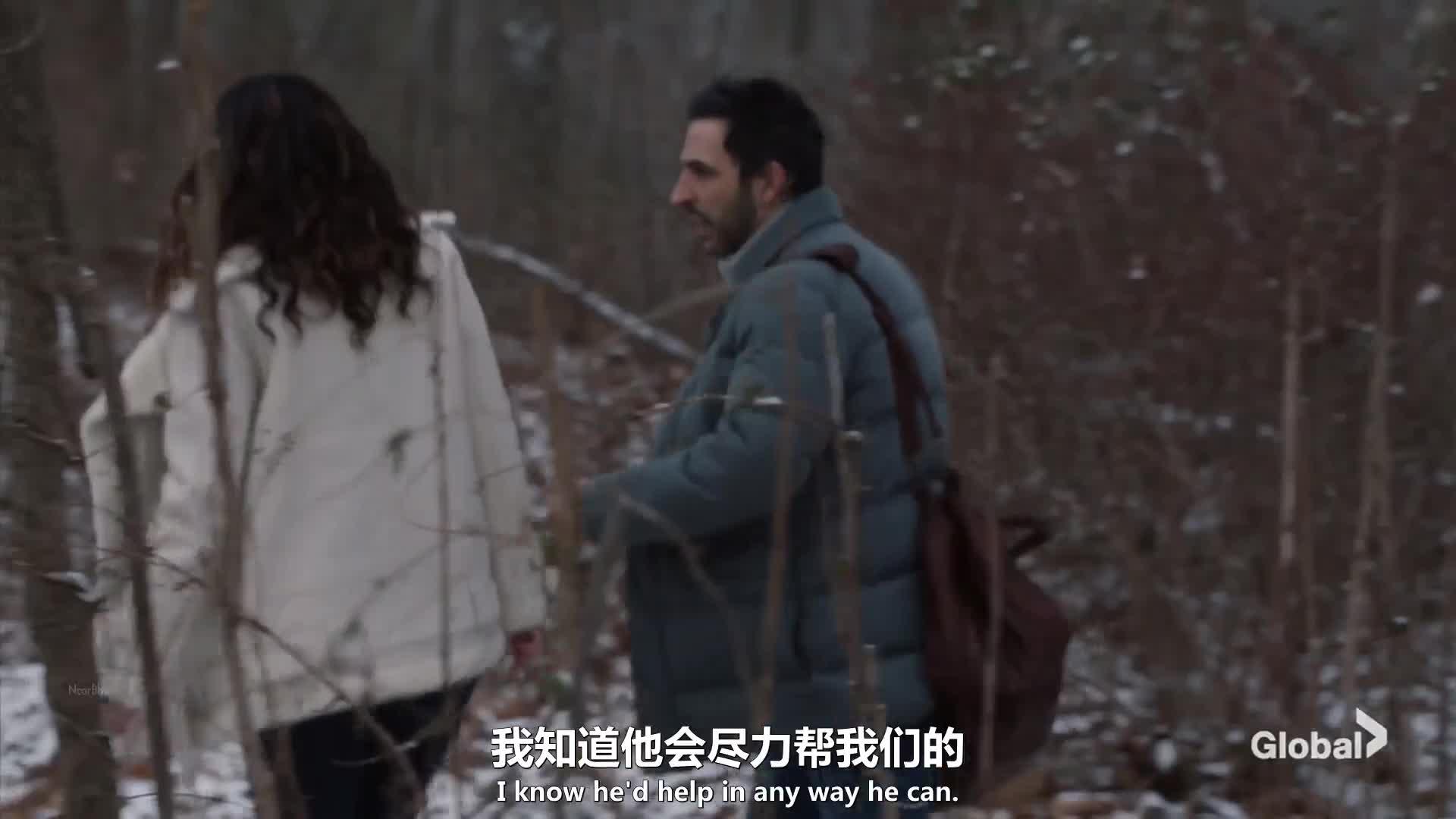 雨伞公司的杀手如附骨之疽,阿兰姆不愿在这种时候独自逃生