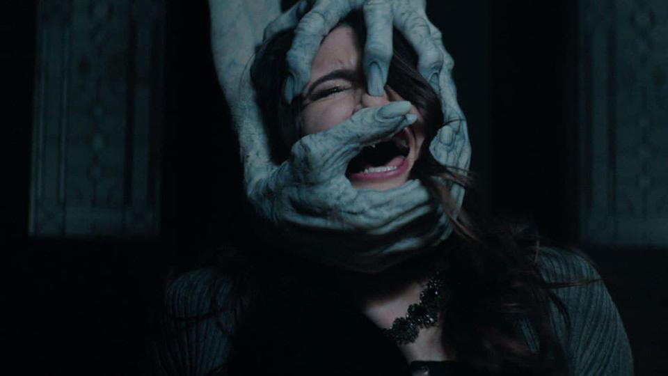 恐怖片《拍栗得》电影解说,照片出现黑影就意味着死神来了