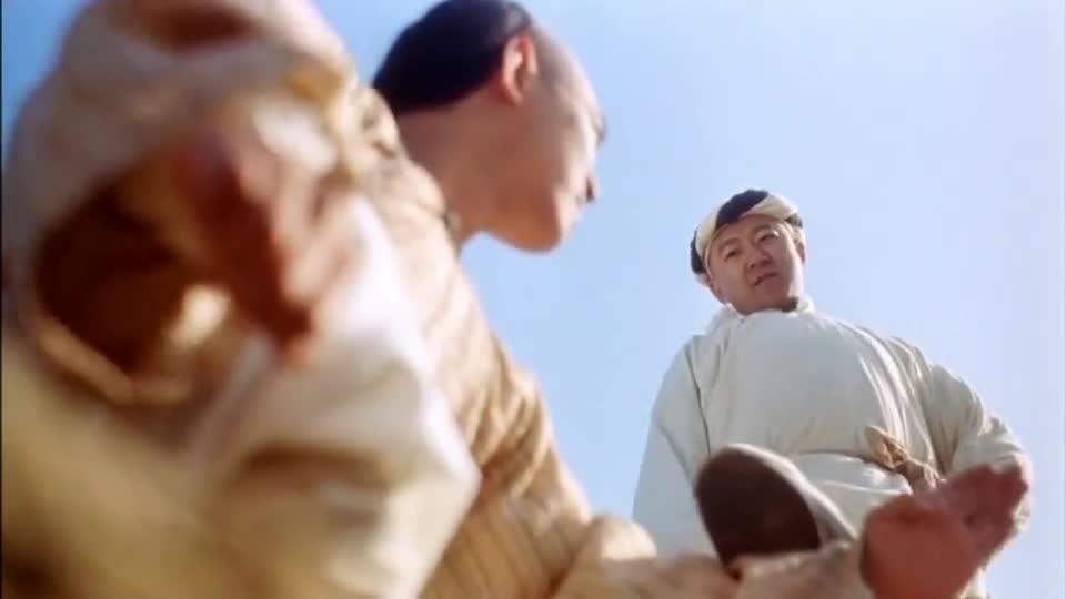 #经典看电影#李嘉欣就这样,答应了李连杰的要求,看样子是心动了