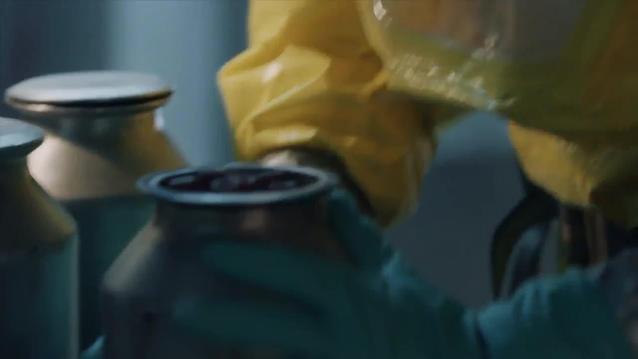 有人在实验室里做手脚,接下来会发生什么样的事呢