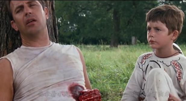 #经典看电影#越狱杀人犯绑架8岁小正太,穷凶极恶的人这样死去,让我泪流不止