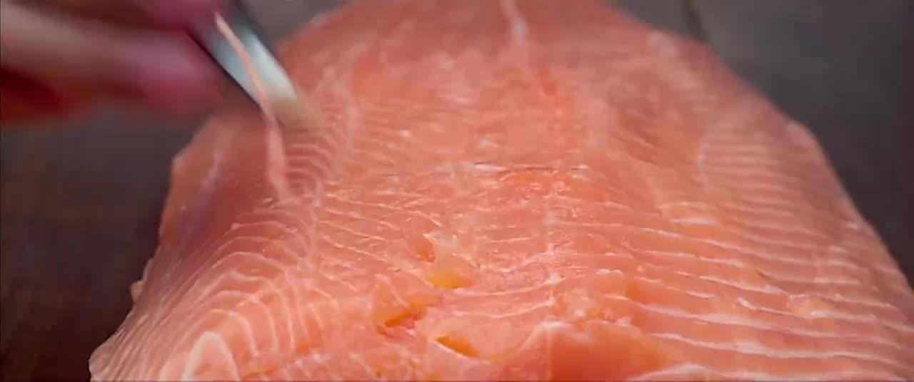 磨刀不误砍柴工,鱼刺还可以这样去除。