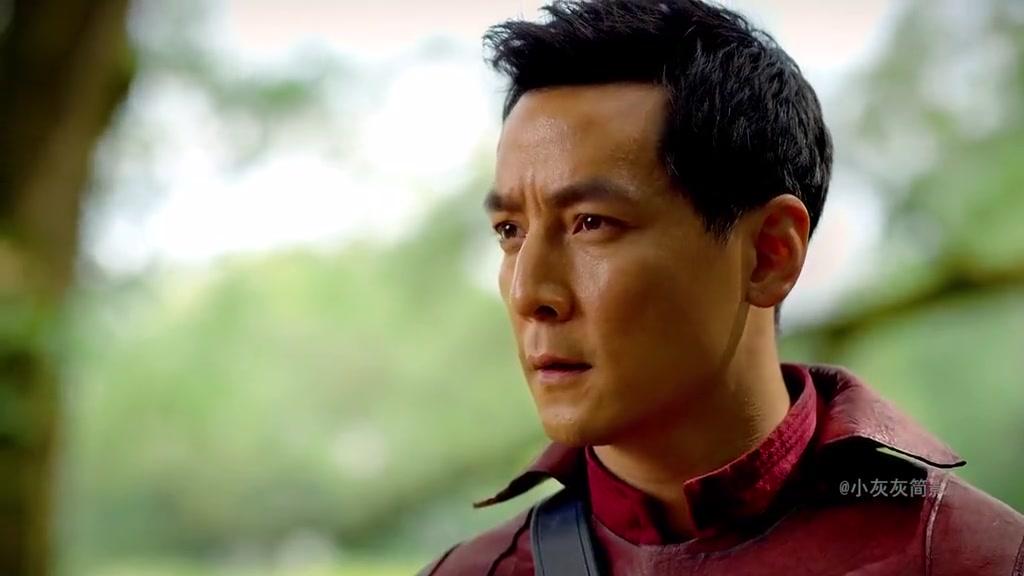 吴彦祖 又帅又能打,荒原上最强大的摄政王