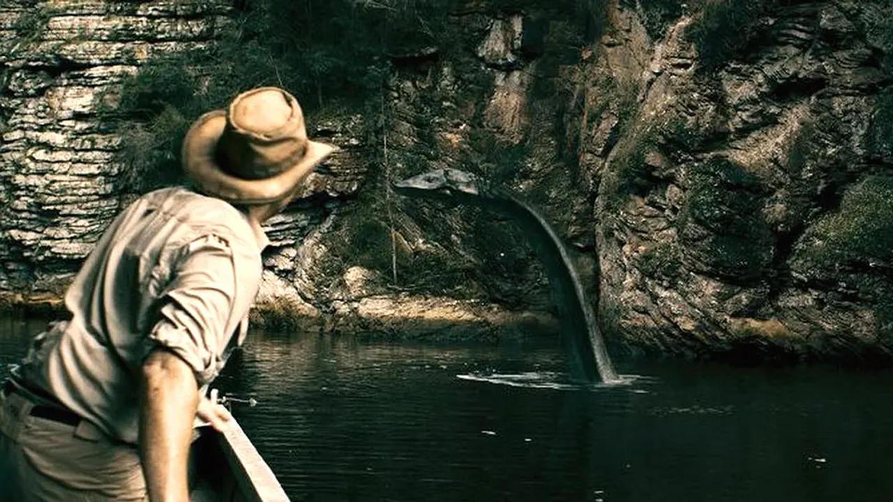 #今天有什么好笑的#《恐龙计划》:探险队深入雨林探险,竟然发现一处失落的世界