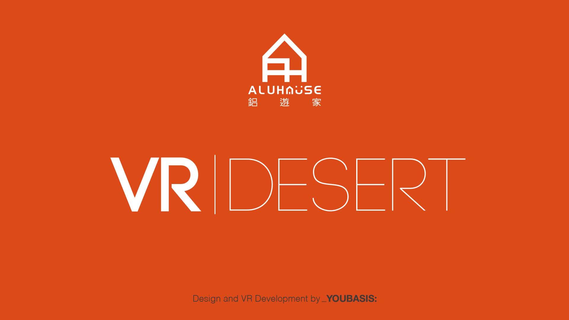 #移动商业#铝遊家筑建沙漠里的移动商业街