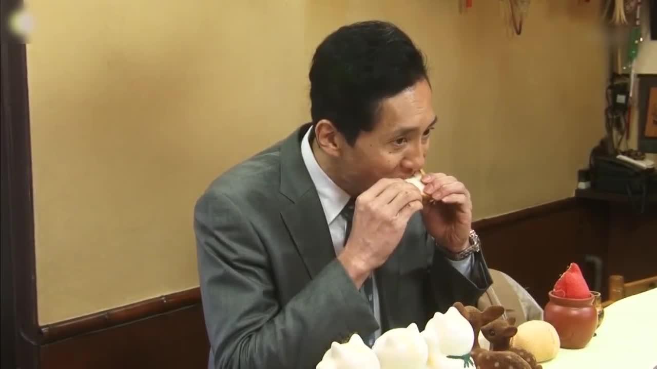 井之头五郎美食家,尝试鲭鱼三明治