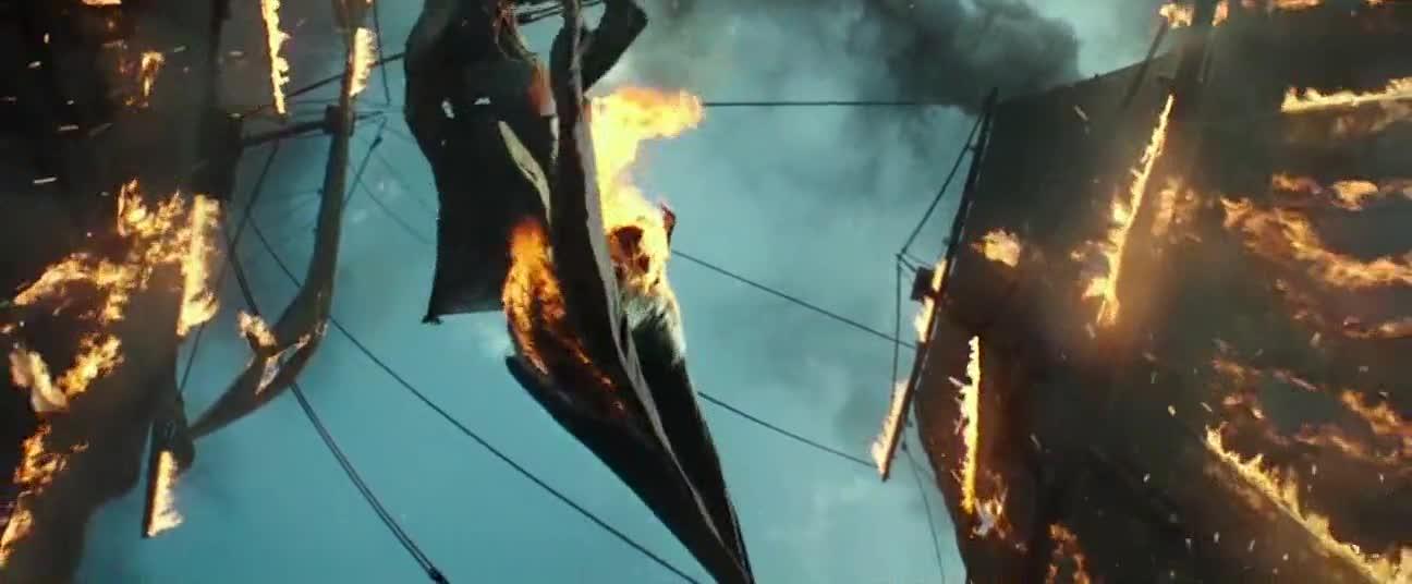 《加勒比海盗5:死无对证》2017年必须要看的一部电影